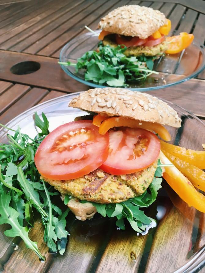 Nejlepší veggie burgery