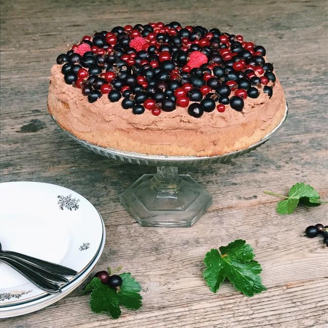 Jak udělat nejjednodušší vegan krém na dort