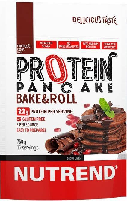 protein porridge nutrend